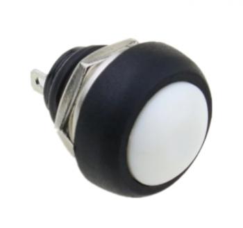 Кнопка без фиксации PBS-33B с гайкой