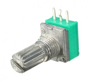 Потенциометр B10K mini dip