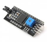 LCD 1602/2004 I2C адаптер