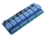 Реле модуль 8 каналов 5В с опторазвязкой
