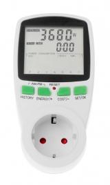 Измеритель энергии 220В до 16А