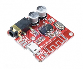 Bluetooth аудио модуль XY-BT mini на плате