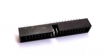 Разъем IDC-40MS прямой