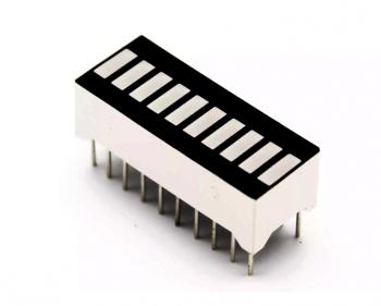 LED индикатор 10-сегментный