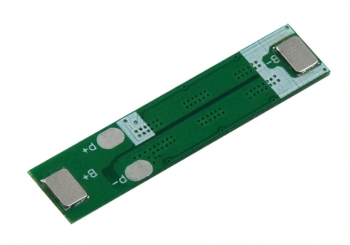 Контроллер заряда/разряда Li-Ion BMS-1S 12А