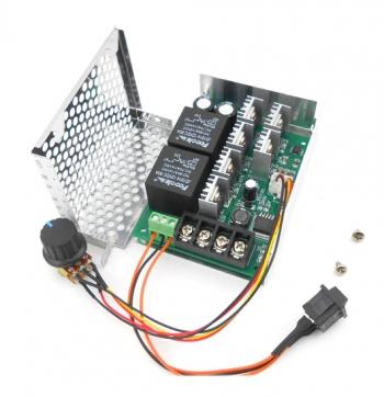 Регулятор скорости мотора ШИМ (10-50В/40A)
