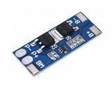 Контроллер заряда/разряда Li-Ion BMS-2S (8А)