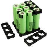 Кронштейн-ячейка для 3х батарей 18650