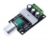 Регулятор скорости мотора ШИМ (6-28В/3А)