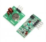 Беспроводной передатчик + приемник MX-05V/MX-FS-03V (433МГц)