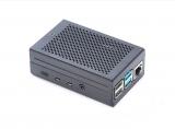 Алюминиевый корпус для Raspberry Pi 4 (черный)