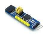 Модуль расширения PCF8574 (I2C)