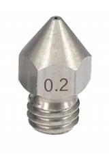 Сопло MBot 0.2мм (нерж.)