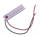 Индикатор заряда li-ion 2S (8.4В) с кнопкой