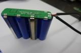 Контроллер заряда/разряда Li-Ion BMS-4S (12А)