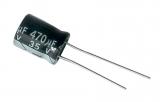Конденсатор электролит. 35В 470мкФ