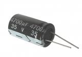 Конденсатор электролит. 35В 4700мкФ