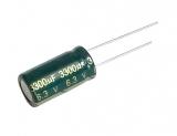 Конденсатор электролит. 6.3В 3300мкФ