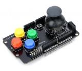 Модуль джойстика с кнопками Joystick Shield v2.4