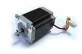 Шаговый двигатель NEMA23 (б/у)