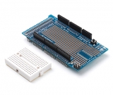 Шилд прототип V3 для Arduino MEGA2560