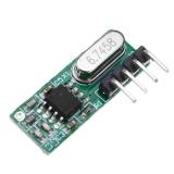 Радиоприемник RX500 (433МГц)