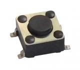 Кнопка тактовая SMD 6*6*4мм
