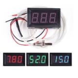 Термометр цифровой К-типа до 800°С