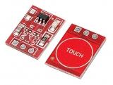 Датчик касания TTP223B красный