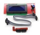 LCD дисплей 20x4 для плат Ramps
